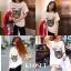 T-Shirt Dresses Gucci ลายแมว thumbnail 4