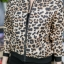 เสื้อผ้าเกาหลีพร้อมส่ง เสื้อคลุมแขนยาว งานพิมพ์ลายคมชัด มีทั้งลายแมว ลายเสือ thumbnail 4