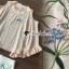 เสื้อผ้าเกาหลีพร้อมส่ง งานเซ็ทสวยหวานลุคสาวสไตล์เกาหลี thumbnail 6