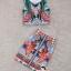 ( พร้อมส่ง) ชุดเซ็ตเสื้อกระโปรงแบรนเนม จากแบรนด์ Anaman ตัวเสื้อแขนกุดตัดเย็บแบบเสื้อกล้าม กระโปรงมีซิปด้านหลัง พิมพ์ลายแฟชั่นแคทวอลท์ดาว พิมพ์ลายละเอียดคมสวย ชัดเจน งานตัวนี้ไม่ใช่งานตลาดทั่วไปนะคะ thumbnail 3