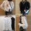 เสื้อผ้าเกาหลีพร้อมส่ง ฟริ้งฟริ้งสุดพลังกับเสื้อแขนยาวงานเกาหลี thumbnail 3