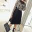 ชุดเดรสเกาหลีพร้อมส่ง All New Self P Floral LAce Luxury Dress thumbnail 6