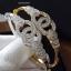 Chanel Bangle กำไลชาแนล งานทอง5 ไมครอนพร้อมส่ง thumbnail 5