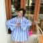 เสื้อผ้าเกาหลีพร้อมส่ง งานน่ารักๆ สไตล์แบบเดียวกับตั๊กตา Bylthe เป๊ะ thumbnail 12