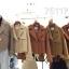 เสื้อผ้าเกาหลีพร้อมส่ง เสื้อเจ็ตเก็ตเกาหลีงานมีซับในทั้งตัวคะสวยสุดๆ thumbnail 1