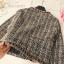 เสื้อคลุมผ้าทวีตชาแนล งานเกรดพรีเมียม thumbnail 14