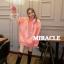 เสื้อผ้าเกาหลีพร้อมส่ง เสื้อกันหนาว oversize มีฮู้ดสีน่าร้าก thumbnail 6