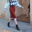 เสื้อผ้าเกาหลีพร้อมส่ง งานดีผ้าไม่คันใส่สบาย เหมือนจบจากไฮสคูลที่ บอสตันเลยจ้า thumbnail 7