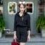 เสื้อผ้าเกาหลีพร้อมส่ง เซตเสื้อ+กระโปรง ผ้าลูกฟูก thumbnail 7