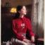 เสื้อผ้าเกาหลีพร้อมส่ง Set เสื้อ+กระโปรง เสื้อทรงสวยคอจีบมีโบตรงคอน่ารัก thumbnail 2