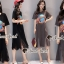 Harley Black&Brown Dress Cutting Off Tail thumbnail 2