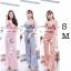 เสื้อผ้าแฟชั่นเกาหลีพร้อมส่ง ชุดเซทสายเดี่ยวงาน PTY thumbnail 1