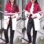 เสื้อผ้าเกาหลีพร้อมส่ง คาดิแกนคลุมกันหนาวแขนยาวสี่ส่วน thumbnail 15