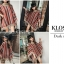 เสื้อผ้าแฟชั่นเกาหลีพร้อมส่ง เสื้อไหมพรมงาน Knit สวยมากๆเลยคะ thumbnail 6