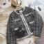 เสื้อคลุมผ้าทวีตชาแนล งานเกรดพรีเมียม thumbnail 2