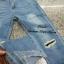 เสื้อผ้าเกาหลีพร้อมส่ง กางเกงยีนส์ แฟชั่น ขายาว ทรงเดป thumbnail 4