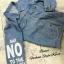 เสื้อผ้าเกาหลีพร้อมส่ง Jeans Jacket ฉลาม thumbnail 4