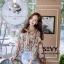 เสื้อผ้าเกาหลีพร้อมส่งเสื้อดีไซต์โดดเด่น ใส่แล้วสวย thumbnail 7