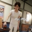 ( พร้อมส่งเสื้อผ้าเกาหลี) เสื้อยืดผ้าผสมปักดอกไม้ ตัวนี้สวยมากค่ะ เป็นเสื้อยืดทรงคลาสสิกแบบเรียบๆ แต่มีลูกเล่นที่ลายกลางเสื้อ ประดับผ้าม้วนเป็นรูปดอกไม้ ปักประดับมุก สวยมากๆ thumbnail 3