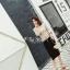 เสื้อผ้าเกาหลีพร้อมส่ง เสื้อไหมพรมแขนยาวดีไซน์แขนให้ดูพองๆน่ารักมากๆ thumbnail 15