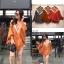 เส้อผ้าเกาหลีพร้อมส่ง เสื้อคลุม สไตล์โบฮีเมี่ยน thumbnail 8