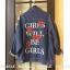 เสื้อผ้าเกาหลีพร้อมส่ง Jacket..ยีนส์สุดแนว ด้านหลังเสื้อเป็นทั้งงานปักตรงกุหลาบ thumbnail 5