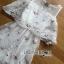 ชุดเดรสเกาหลี พร้อมส่งมินิเดรสคัดเอ้าไหล่ผ้าออแกนซ่าปักลายดอกไม้ thumbnail 9