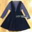 เสื้อผ้าเกาหลีพร้อมส่ง เซทชุดเดรสมี3ชิ้นในเซท thumbnail 10