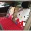 ชุดหุ้มเบาะลาย Hello Kitty แบบเต็มตัวลายธงชาติอังกฤษ (แดง) thumbnail 2