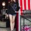 เสื้อผ้าเกาหลีพ้อมส่งเสื้อจั๊มเปอร์ลาย CC thumbnail 5