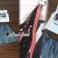 เสื้อผ้าแฟชั่นเกาหลีพร้อมส่ง เซ็ทชิคๆ สไตล์คุณหนูๆ thumbnail 9