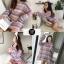 เสื้อผ้าเกาหลีพร้อมส่ง เสื้อไหมพรมแขนยาว โทนสีพาสเทล thumbnail 4