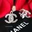 พร้อมส่ง Chanel earing (( งานชุบทองคำขาว 5 ไมครอน)) thumbnail 3
