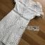 ชุดเดรสเกาหลีพร้อมส่ง เดรสผ้าลูกไม้สีขาวสไตล์แบรนด์ Self-Portrait thumbnail 11