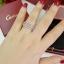 Diamond Ring แหวนเพชรงานเพชร CZ แท้ thumbnail 5