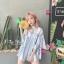 เสื้อผ้าเกาหลีพร้อมส่ง งานน่ารักๆ สไตล์แบบเดียวกับตั๊กตา Bylthe เป๊ะ thumbnail 5
