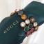 พร้อมส่ง Gucci Cuff Bracelet with Crystal กำไลข้อมือกุชชี่งาน 1:1 thumbnail 5
