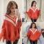 เส้อผ้าเกาหลีพร้อมส่ง เสื้อคลุม สไตล์โบฮีเมี่ยน thumbnail 4