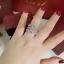 Diamond Ring แหวนเพชร CZ สวยมาก thumbnail 3