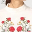 เสื้อผ้าเกาหลีพร้อมส่งเสื้อปักสวยๆ thumbnail 4