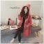 เสื้อผ้าแฟชั่นเกาหลีพร้อมส่ง เสื้อคลุมกันหนาวผ้าขนสั้นซับใน thumbnail 3