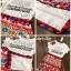 เสื้อผ้าเกาหลีพร้อมส่ง เอาใจสาวๆซุดแซ่ป ด้วยชุดเซ็ทเสื้อยืดสีขาวพื้นพิมพ์ลายD&G thumbnail 7