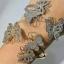 พร้อมส่ง Diamond Bracelet+Ring thumbnail 9