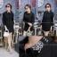 เสื้อผ้าเกาหลีพร้อมส่ง เดรสเชิ้ตแขนยาวกระดุมครึ่งตัว thumbnail 2