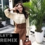 เสื้อผ้าเกาหลีพร้อมส่ง เสื้อผ้าวิ้ง งานBY #Let's Remix Paris thumbnail 10