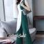 เสื้อผ้าแฟชั่นเกาหลีพร้อมส่ง สวยเก๋ดูมีคลาสด้วยทรงจั้มสูทกางเกงขายาว thumbnail 4