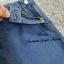 เสื้อผ้าเกาหลีพร้อมส่ง กางเกงยีนส์ ขากระบอก เอวสูง thumbnail 3