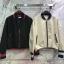 เสื้อผ้าเกาหลีพร้อมส่ง เสื้อแจ้กเกตซิปหน้า ผ้าไม่หนา อยู่ทรงสวย thumbnail 3