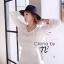 ( พร้อมส่งเสื้อผ้าเกาหลี) เดรสแขนยาวโทนสีขาวล้วน ลุคสบายๆ ใส่ง่ายค่ะเนื้อผ้าCotton รอบอกแต่งลูกไหมพรมเล็กๆ น่ารักคะ จั้มเข้าเอวและสะโพกให้เดรสเป็นทรงสวย ชายกระโปรง จับจีบระบายโดยรอบ thumbnail 3