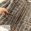 เสื้อคลุมผ้าทวีตชาแนล งานเกรดพรีเมียม thumbnail 13